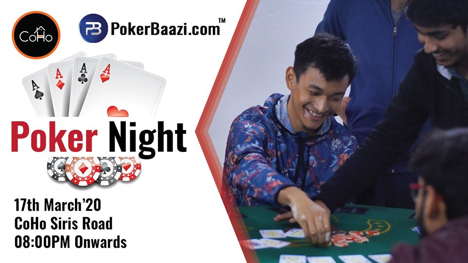 Poker Night with Pokerbaazi