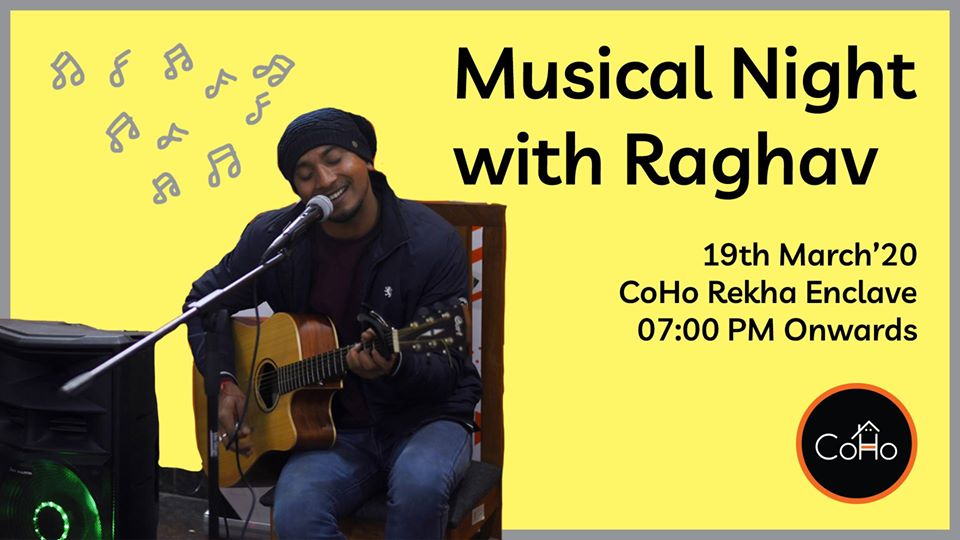 Musical Night with Raghav