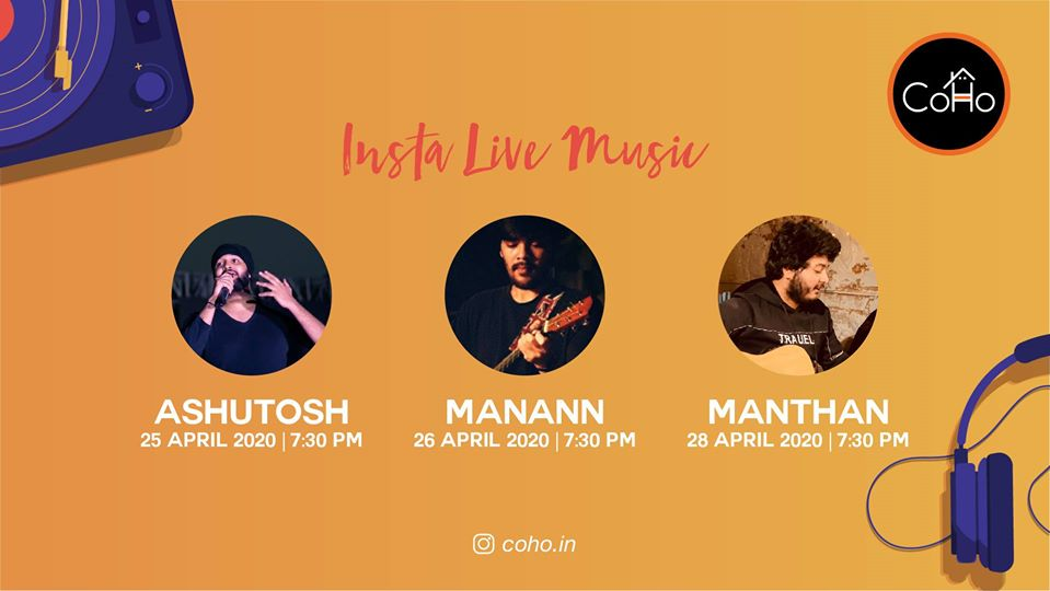 Insta Live Musicals