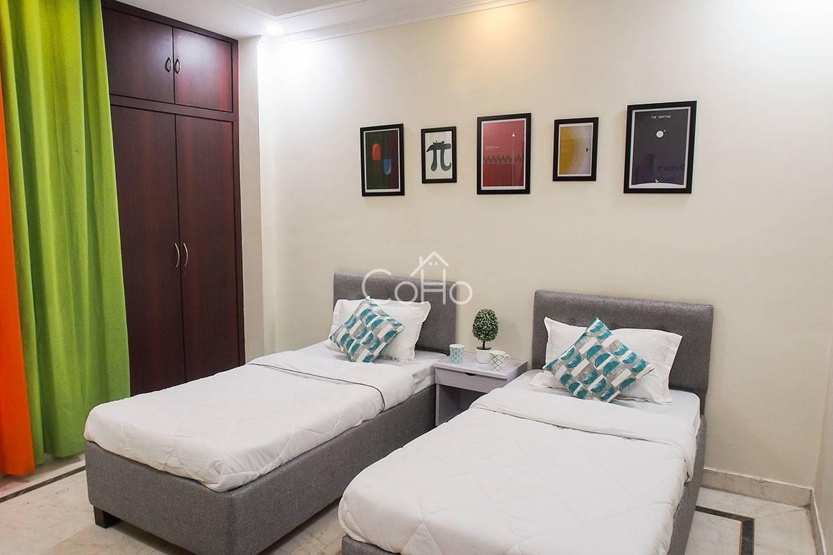 SOFT COMFY BEDROOMS